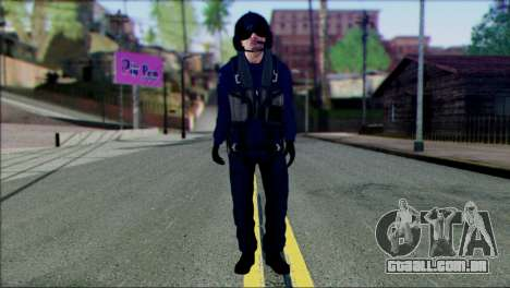 Chinese Pilot from Battlefiled 4 para GTA San Andreas