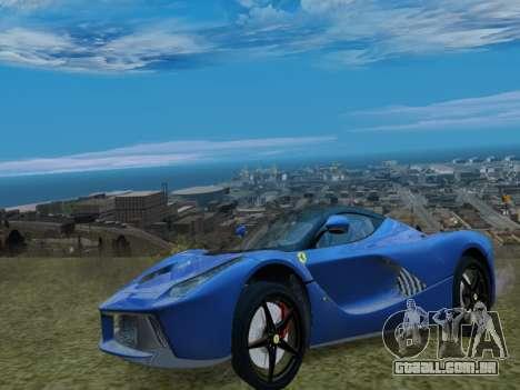 ENB Hans Realistic 1.0 para GTA San Andreas