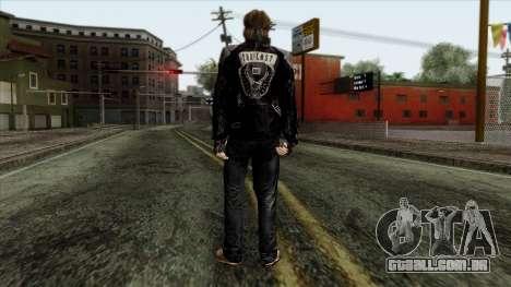 GTA 4 Skin 10 para GTA San Andreas segunda tela