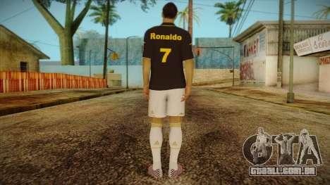 Footballer Skin 3 para GTA San Andreas segunda tela