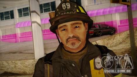 GTA 4 Emergency Ped 6 para GTA San Andreas terceira tela