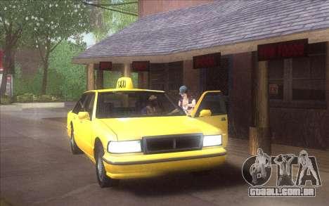 A revitalização da aldeia Dillimore para GTA San Andreas sétima tela