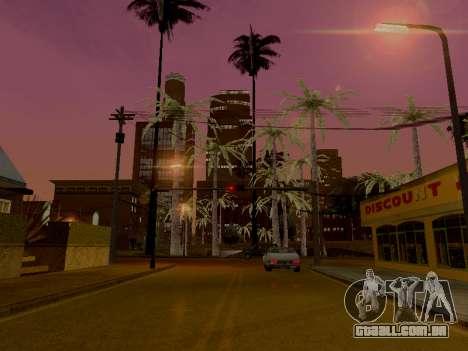 Jundo ENB Series V0.1 para PC fraco para GTA San Andreas sétima tela