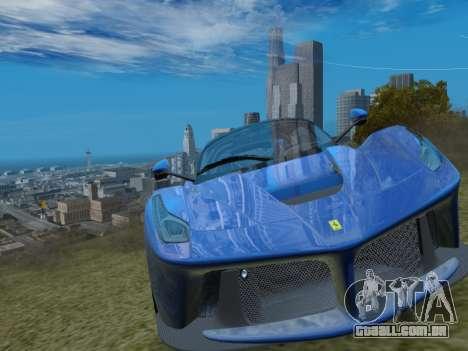 ENB Hans Realistic 1.0 para GTA San Andreas segunda tela