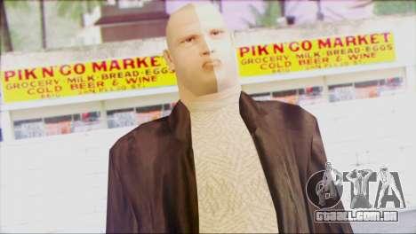 Russian Mafia Skin 1 para GTA San Andreas terceira tela