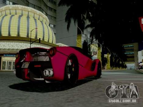 Jundo ENB Series para GTA San Andreas terceira tela