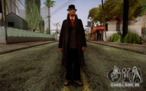 Ginos Ped 25 para GTA San Andreas
