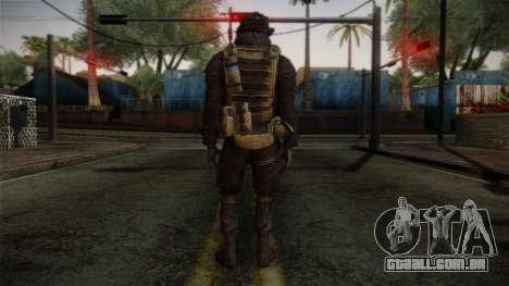 Modern Warfare 2 Skin 3 para GTA San Andreas segunda tela