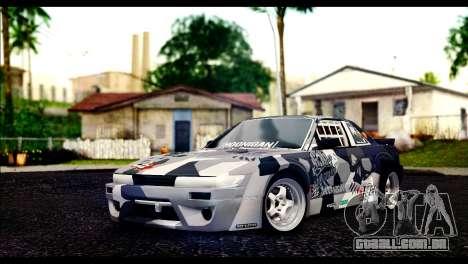 Nissan Silvia S13 Fail Crew v2 para GTA San Andreas