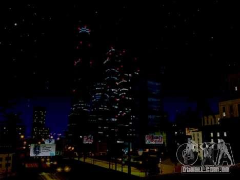 Jundo ENB Series para GTA San Andreas por diante tela