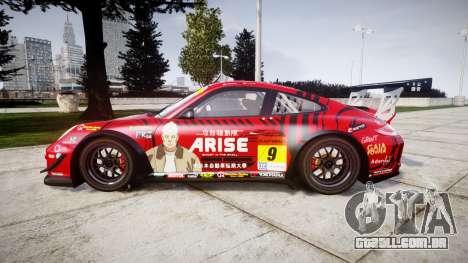 Porsche 911 Super GT 2013 para GTA 4 esquerda vista