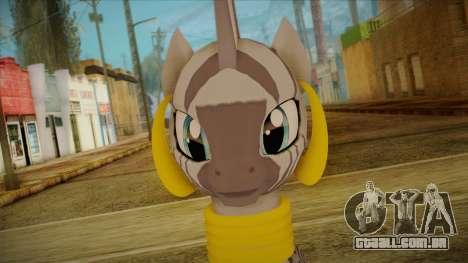 Zecora from My Little Pony para GTA San Andreas terceira tela