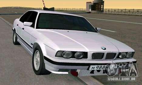 BMW 525 Turbo para GTA San Andreas