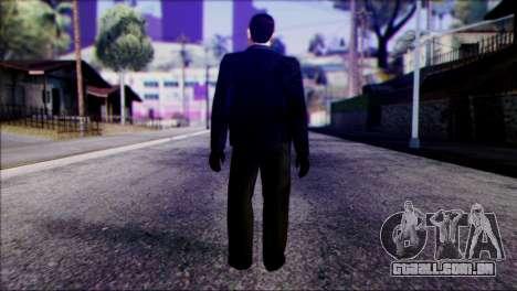 Russian Mafia Skin 5 para GTA San Andreas segunda tela