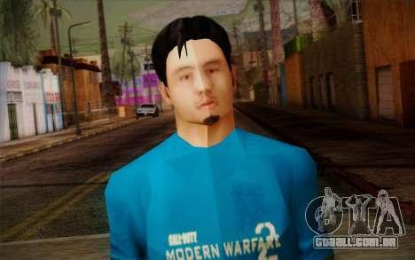 Ginos Ped 10 para GTA San Andreas terceira tela