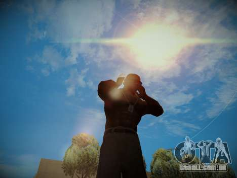 Sistema de roubos v4.0 para GTA San Andreas terceira tela