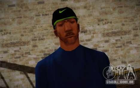 Ginos Ped 43 para GTA San Andreas terceira tela