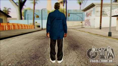 Russian Mafia Skin 3 para GTA San Andreas segunda tela