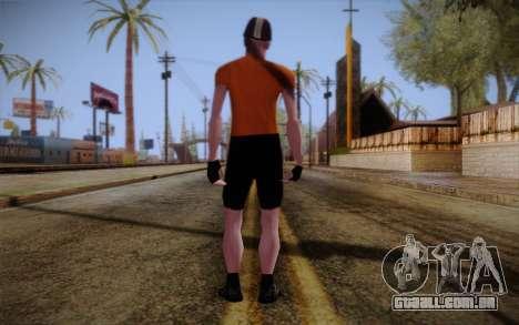 Ginos Ped 48 para GTA San Andreas segunda tela