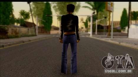 GTA San Andreas Beta Skin 2 para GTA San Andreas segunda tela