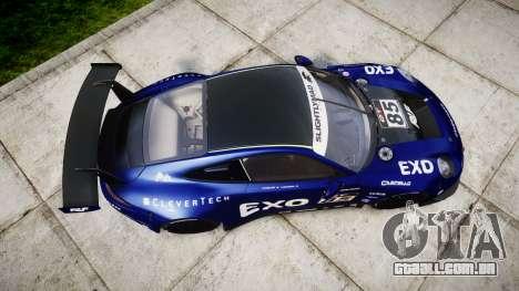 RUF RGT-8 GT3 [RIV] EXO para GTA 4 vista direita