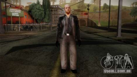 GTA San Andreas Beta Skin 14 para GTA San Andreas