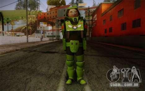 Space Ranger from GTA 5 v1 para GTA San Andreas