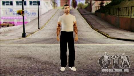 Russian Mafia Skin 4 para GTA San Andreas