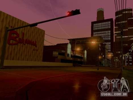 Jundo ENB Series V0.1 para PC fraco para GTA San Andreas sexta tela