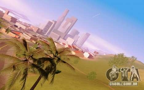 Krevetka Graphics v1.0 para GTA San Andreas sexta tela