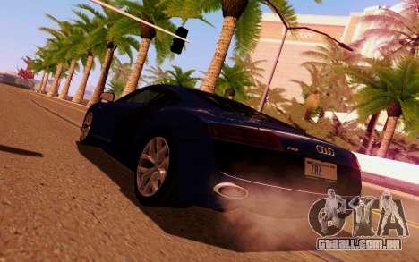Krevetka Graphics v1.0 para GTA San Andreas