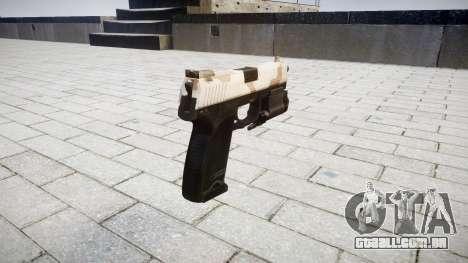 Dia HK USP 45 saara para GTA 4 segundo screenshot