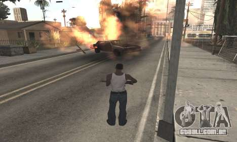 Color Mod para GTA San Andreas terceira tela