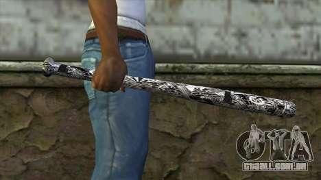 Novo taco de Beisebol para GTA San Andreas terceira tela