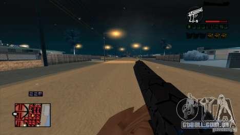 C-HUD Brendi para GTA San Andreas segunda tela