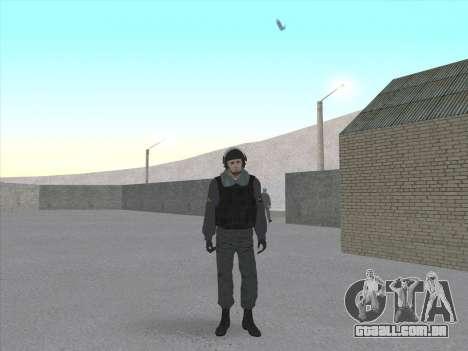 Soldados da MIA da Federação russa para GTA San Andreas