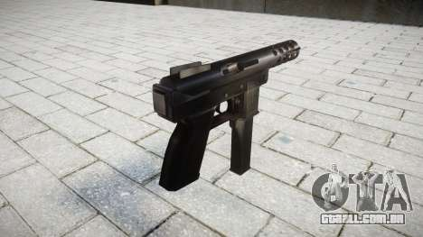 Auto-carregamento de pistola Intratec TCE-DC9 para GTA 4 segundo screenshot