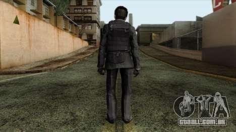 Modern Warfare 2 Skin 21 para GTA San Andreas segunda tela