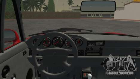 Porsche 911 GT2 (993) 1995 [HQLM] para GTA San Andreas vista direita