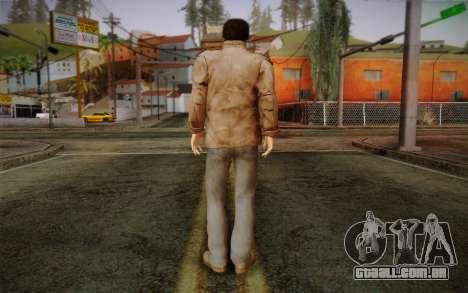 Alex Shepherd From Silent Hill para GTA San Andreas segunda tela