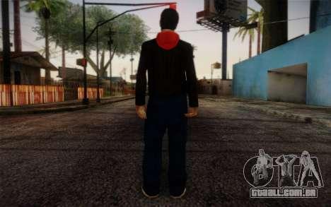 Ginos Ped 16 para GTA San Andreas segunda tela