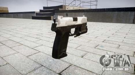 Pistola HK USP 45 yukon para GTA 4 segundo screenshot