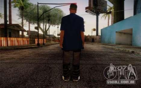 Ginos Ped 43 para GTA San Andreas segunda tela