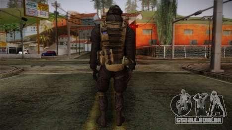 Modern Warfare 2 Skin 4 para GTA San Andreas segunda tela