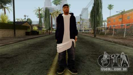 GTA 4 Skin 3 para GTA San Andreas