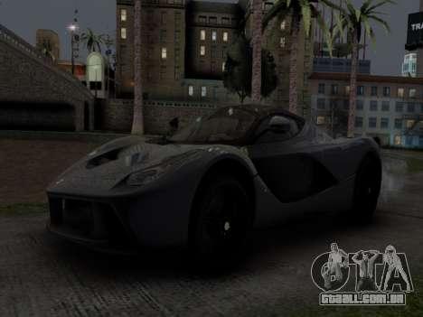 ENB Hans Realistic 1.0 para GTA San Andreas quinto tela
