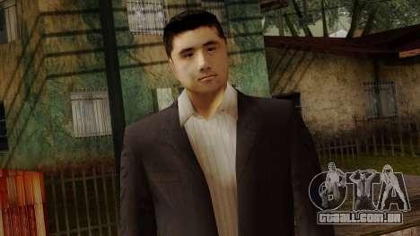 LCN Skin 5 para GTA San Andreas terceira tela