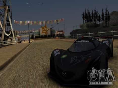 ENB Hans Realistic 1.0 para GTA San Andreas sexta tela