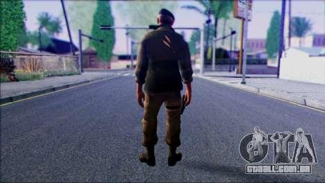 Left 4 Dead Survivor 4 para GTA San Andreas segunda tela