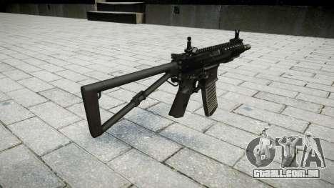 Arma de KAC PDW para GTA 4 segundo screenshot
